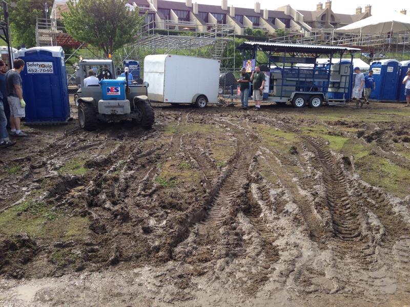 Muddy Land